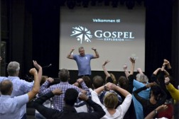 Oppstart Gospel Explosion