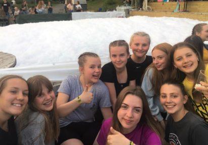 Bra å være ungdom på Ufestivalen