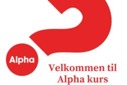 Velkommen til Alpha kurs