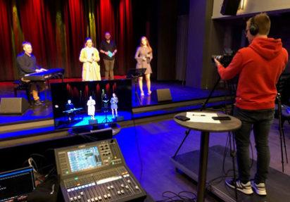 Digital kirke – frem til midten av april